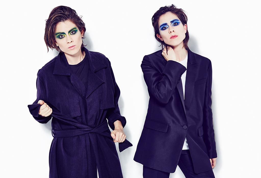 Tegan et Sara lanceront une biographie à l'automne 2019