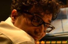 Cristobal Tapia de Veer : Tout petit la planète