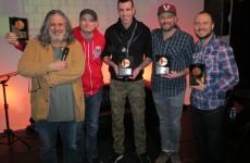 Un Prix No. 1 SOCAN pour Theory of a Deadman et sa chanson « Rx (Medicate) »