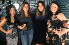 La SOCAN remet un Prix No. 1 SOCAN à Robyn Dell'Unto pour « I See Gold »