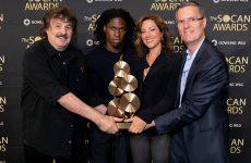 Le Gala de la SOCAN à Toronto 2018 honore, célèbre les compositeurs et éditeurs de musique