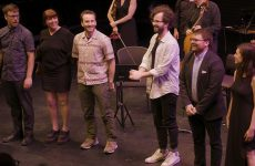L'atelier des compositeurs émergents 2018 de Soundstreams a été consacré à la création de nouvelles œuvres de musique de concert