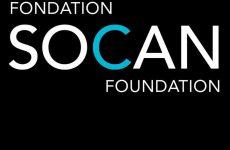 La Fondation SOCAN remet des prix d'une valeur près de 100 000$