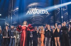 L'animatrice Shania Twain remporte quatre Canadian Country Music Association Awards