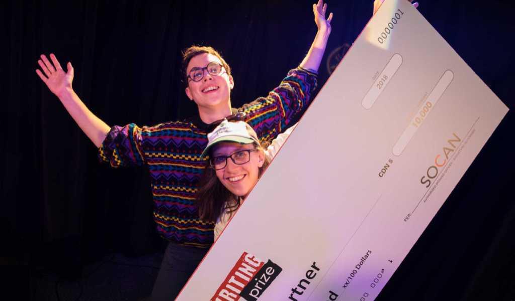 Partner reçoit un bourse de 10000 $, d'autres prix, pour «Play the Field»