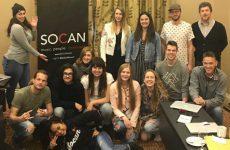 Les auteurs-compositeurs inspirés au SOCAN Song House du BreakOut West 2018