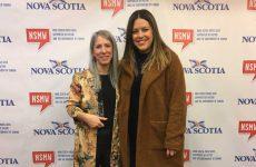 Gabrielle Papillon lauréate du Prix SOCAN aux Music Nova Scotia Awards 2018