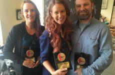 La SOCAN surprend Megan Bonnell avec un Prix No. 1 pour «Separate Rooms»