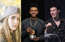 The Weeknd, Shawn Mendes, Bülow, Loud Luxury en tête des nominations aux prix JUNO 2019