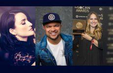 La Canadian Country Music Association, SOCAN annoncent leur camp de création 2019