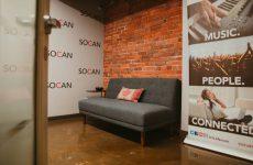 La SOCAN inaugure ses nouveaux bureaux de Vancouver !