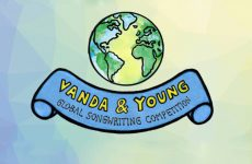Soumettez maintenant pour l'édition 2019 de la Vanda & Young Songwriting Competition