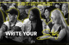 «I Create Music» ASCAP Expo : rabais pour les membres de la SOCAN