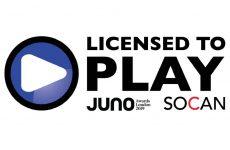 La Semaine des JUNOs 2019 certifiée Autorisé à vous divertir par la SOCAN