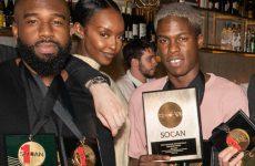 La SOCAN remet trois Prix No. 1 SOCAN à Daniel Caesar et ses collaborateurs