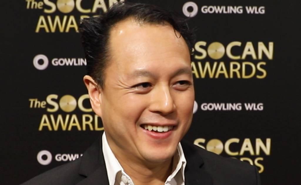 Entrevues vidéo des SOCAN Awards 2019 : Vincent Ho