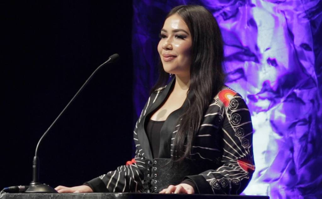 Anachnid remporte le Prix de la chanson TD/Fondation SOCAN aux Indigenous Music Awards 2019