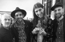 East Pointers remporte le prix SOCAN de la chanson de l'année aux East Coast Music Awards