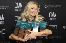 Meghan Patrick, Reklaws en tête des nominations aux CMAO Awards 2020