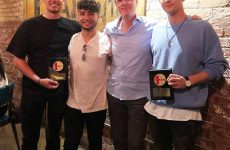 La SOCAN remet un Prix No. 1 SOCAN à Nick Henriques, Ultra Music Publishing