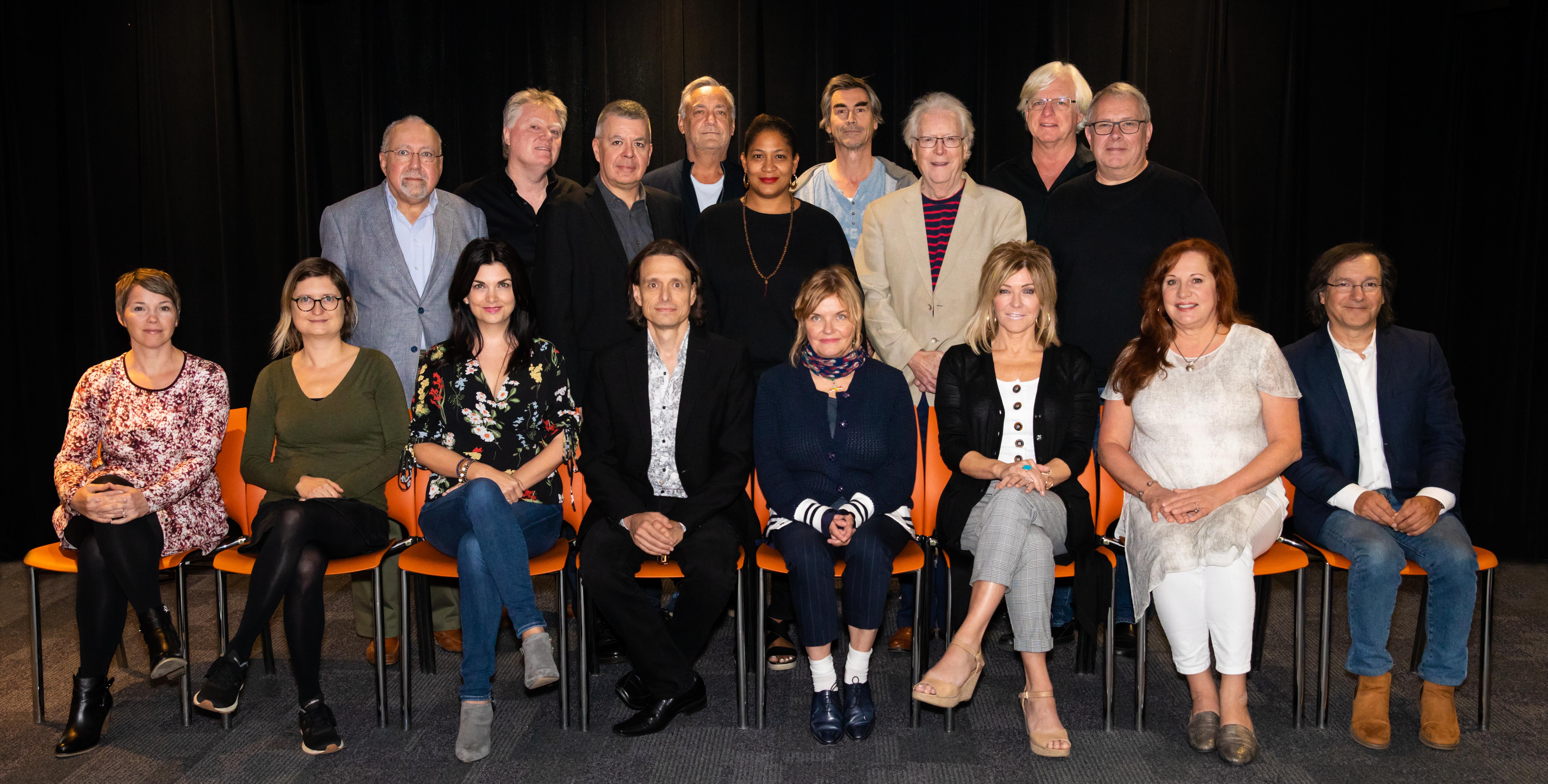 Across The Board : 40 % des sièges des conseils d'administration de l'industrie canadienne de la musique sont détenus par des femmes