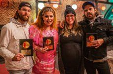 La SOCAN remet des Prix No. 1 SOCAN à Begonia et Darcys