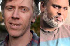 Comment est-ce arrivé? Craig Northey et Chin Injeti créent la trame sonore de la série TallBoyz de la CBC