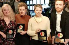 Red Brick, Tenille Townes et Fast Romantics reçoivent un Prix No. 1 SOCAN