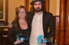 Tara MacLean et Andrew Waite remporte le prix SOCAN pour les auteurs-compositeurs aux Music PEI