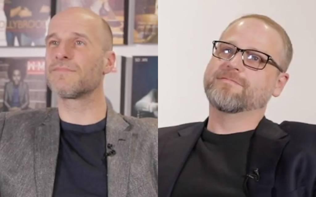 Entrevue vidéo : Les compositeurs à l'image de Voodoo Highway Brian Pickett et Graeme Cornies