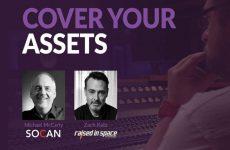 Michael McCarty de la SOCAN panéliste durant le webinaire «Cover Your Assets»