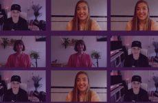 Vidéo : Un lundi créatif pour Debbie Tebbs, Sara-Danielle et Meggie Lennon