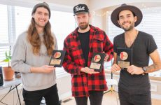 La SOCAN remet des Prix No. 1 SOCAN à East Pointers et Colin MacDonald