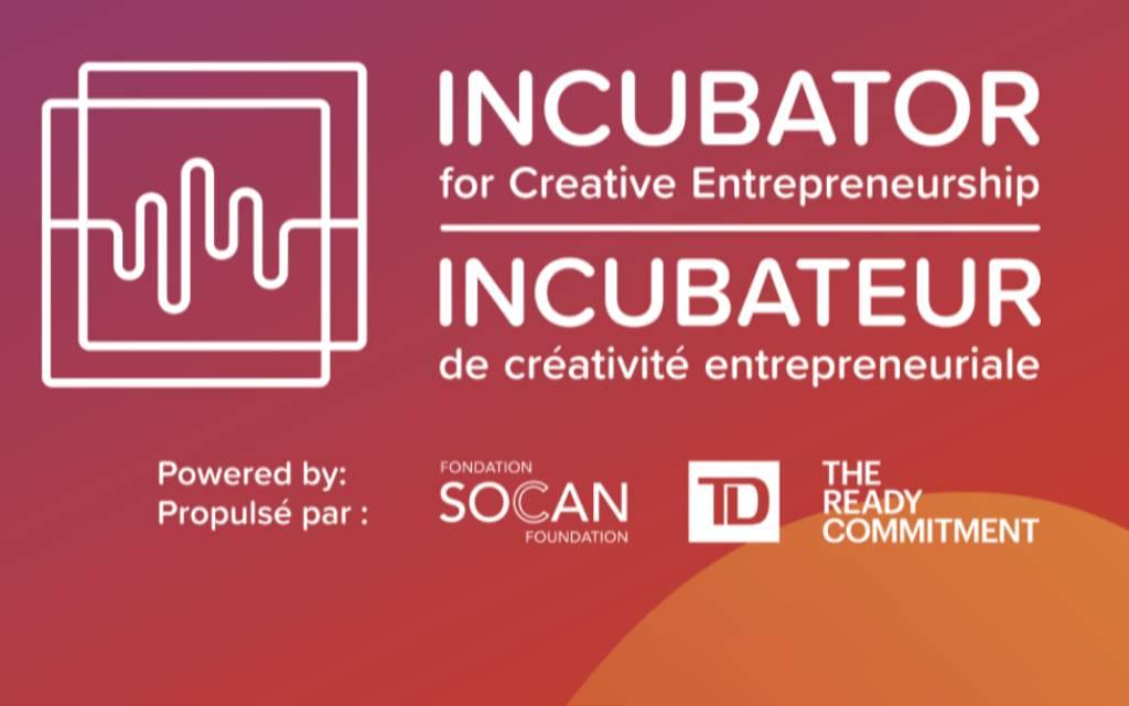 Soumettez votre candidature pour l'incubateur de créativité entrepreneuriale TD