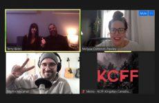 La SOCAN a présenté une table ronde sur la composition de musique à l'image, au Kingston Canadian Film Festival