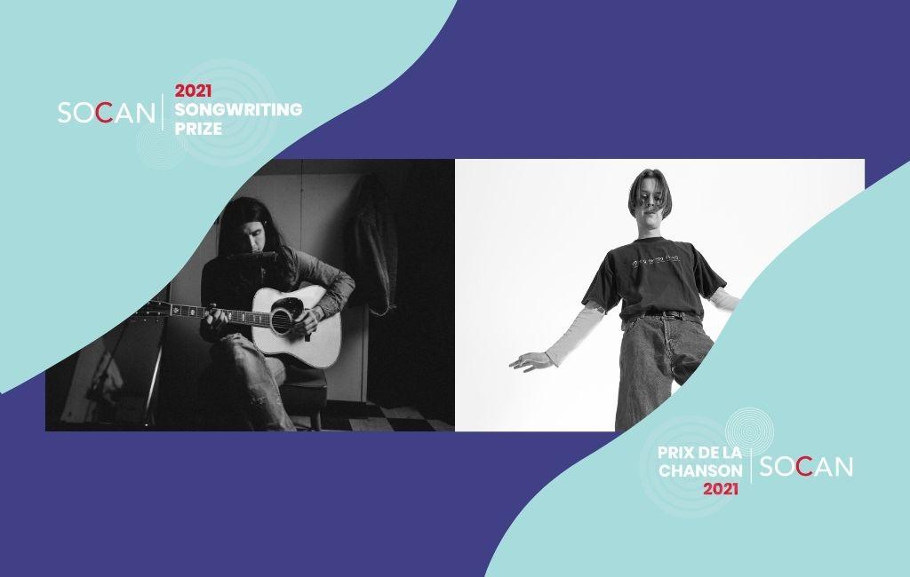 Thierry Larose remporte le Prix de la chanson SOCAN 2021 avec « Les amants de Pompéi »