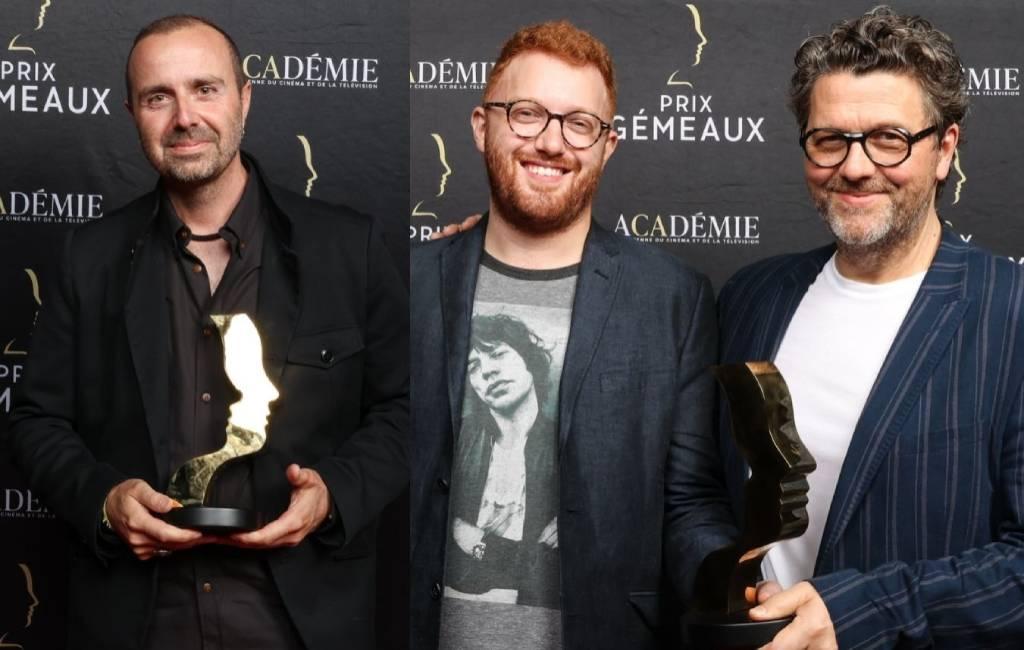 Trois de nos #Compositeursàl'affiche remportent des gémeaux